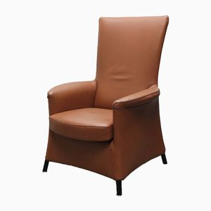 Alta Leather Armchair by Paolo Piva for Wittmann