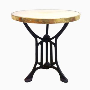 Art Deco French Bistro Table