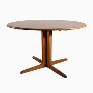 Vintage Teak Dining Table from Silkeborg