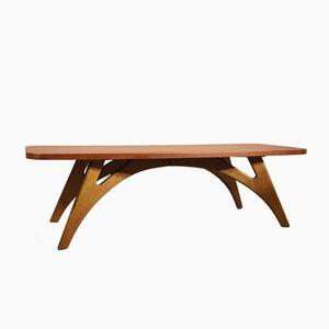 Vintage Coffee Table by Kurt Østervik for Jason Møbel