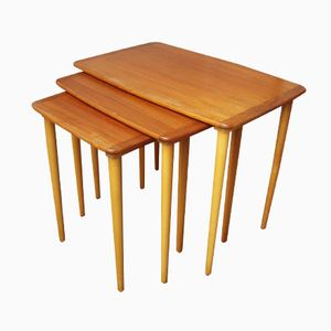 Small Nest of Three Tables, 1960s