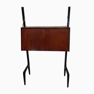 Scandinavian Suspended Secretary by Louis van Teeffelen for Wébè, 1960s