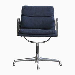 Gepolsterter Bürostuhl von Charles & Ray Eames für Vitra, 1960er
