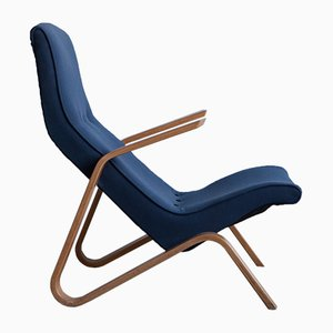grasshopper chair von eero saarinen f r knoll international bei pamono kaufen. Black Bedroom Furniture Sets. Home Design Ideas