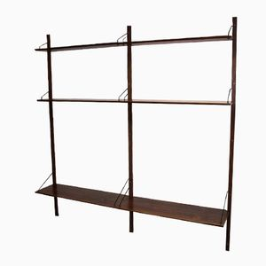 Vintage Rosewood Wall Unit, 1960s
