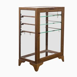 19th Century Brass Cabinet from John Weiss and Son