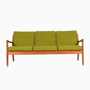 Teak Sofa by Ole Wanscher for France & Søn, 1960s