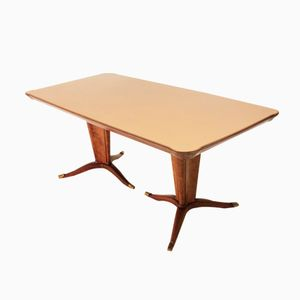 Italian Mid-Century Dining Table