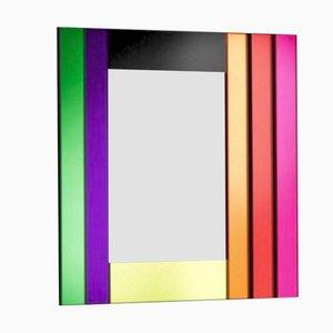 Dioniso No. 3 Spiegel von Ettore Sottsass für Glas