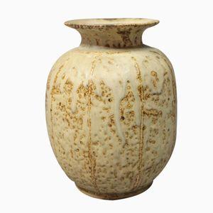 Vase en Céramique Coloré par Carl Halier, Danemark, 1927