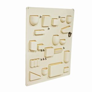 Wall Organizer by Dorothée Maurer-Becker for Design Ingo Maurer, 1970s