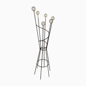 Astrolab Coat Stand by Roger Feraud, 1950s