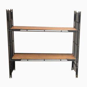 Mid-Century Adjustable Shelf