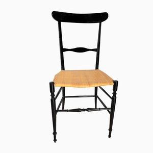 Italian Chair by Chiavari for Gessef Consortio Sedie Friuli, 1960s