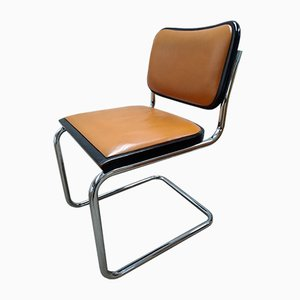 cesca chairs by marcel breuer for gavina 1960s set of 6