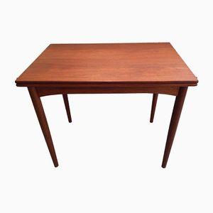 Table Flip Flop Mid-Century en Teck par Børge Mogensen
