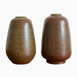 Mid-Century Display Vases by Marianne Starck for Michael Anderson & Sons, Set of 2