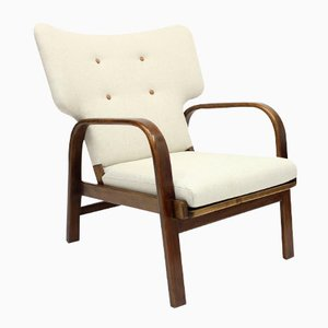 Easy Chair par Manus Stephensen pour Fritz Hansen, 1930s