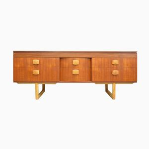 Mid-Century Teak Chest of Drawers from Stonehill