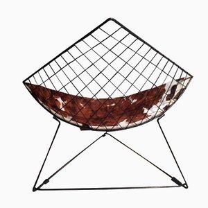 Vintage Oti Stuhl von Niels Gammelgaard für Ikea, 1980er