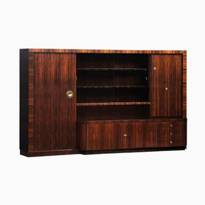 Vintage Modernist Bookcase