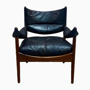 Modus Rosewood Chair by Kristian Solmer Vedel for Soren Willadsen, 1963