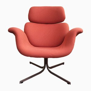 Large Lounge Chair by Pierre Paulin for Artifort, 1960s