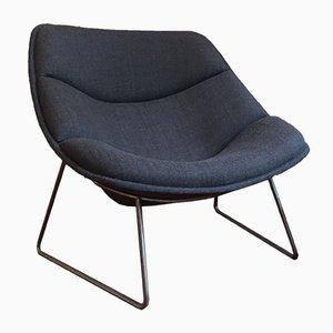 Niederländischer Vintage F558 Sessel von Pierre Paulin für Artifort, 1960er