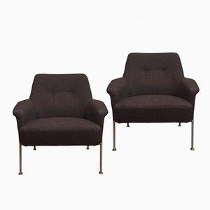 Vintage 162 Sessel von Theo Ruth für Artifort, 2er Set