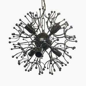 Lustre Sputnik par Gaetano Sciolari, 1960s