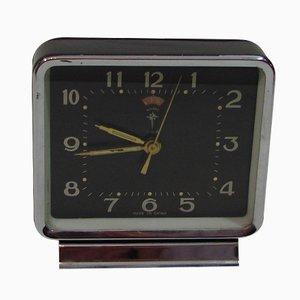 Mid-Century Uhr von Polaris, 1970er