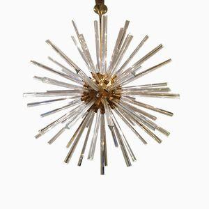 Italian Sputnik Chandelier, 1980s