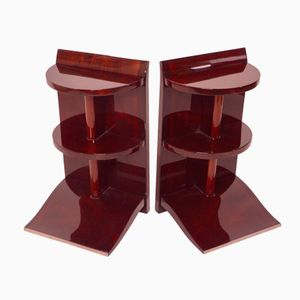 Rio Rosewood Night Stands, 1930s, Set of 2