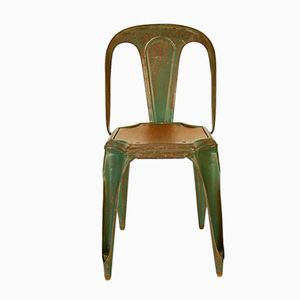 Vintage French Chair by Xavier Pauchard for Tolix