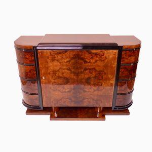 Caucasian Walnut Sideboard, 1930s