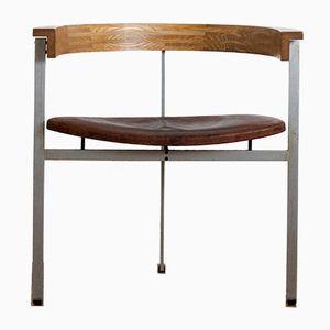 Vintage PK11 Sessel von Poul Kjaerholm für E Kold Christensen