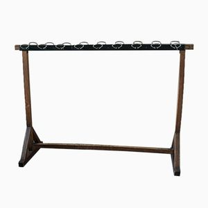 Vintage School Coat Rack