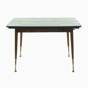 Table de Salon à Rallonge et Hauteur Réglable, 1950s