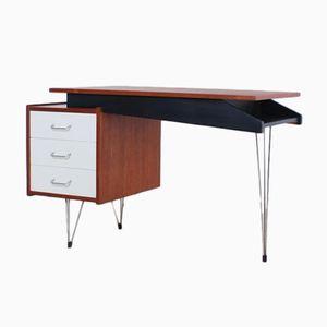Mid-Century Haarnadel Beine Schreibtisch von Cees Braakman für Pastoe