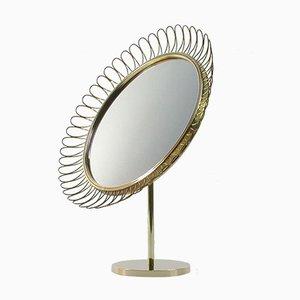 Miroir de Table Mid-Century par Josef Frank pour Svenskt Tenn, 1950s