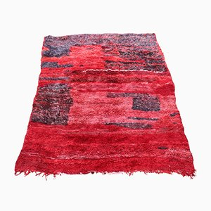 Vintage Moroccan Zaiane Carpet
