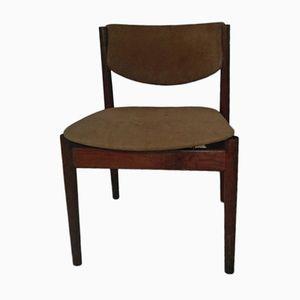 Model 197 Teak Dining Chair by Finn Juhl for France & Søn, 1960s