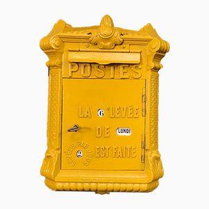 Antiker Französischer Briefkasten von Delachanal