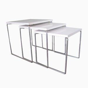 Nesting Tables from Brabantia, 1970s