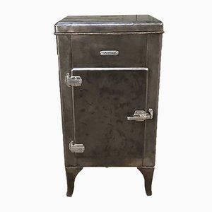 Vintage Metall Kühlbox von GEM