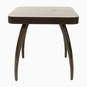 Art Deco H 259 Coffee Table by Jindrich Halabala for UP Zavody