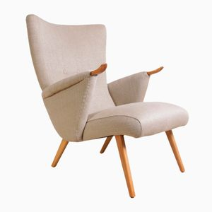 Mid-Century French Chair, 1950s