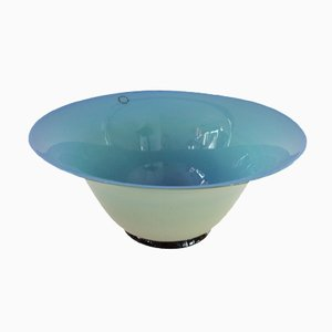 Hand-Crafted Murano Bowl from Venini, 1987