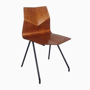 Diamant Stuhl von Jean-René Caillette für Steiner, 1960er