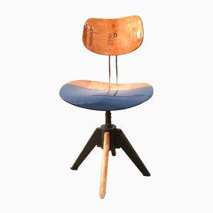 Re-Visited Egon Eiermann SE Series Chair by Markus Friedrich Staab